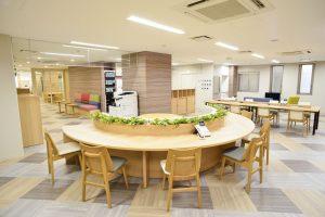 特別養護老人ホーム 桜の丘【Work Space】